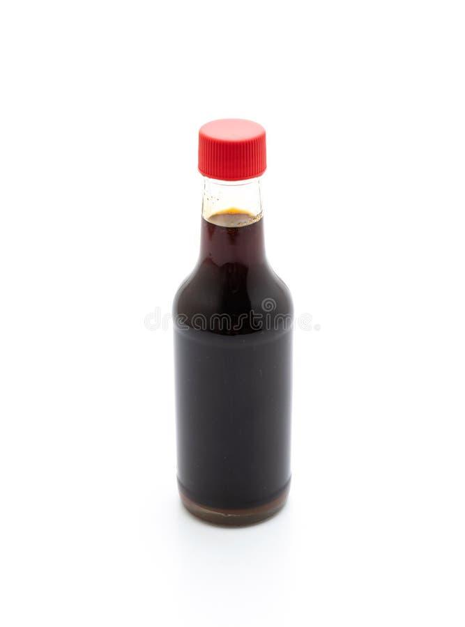 teriyaki soj kumberlandu butelka fotografia stock