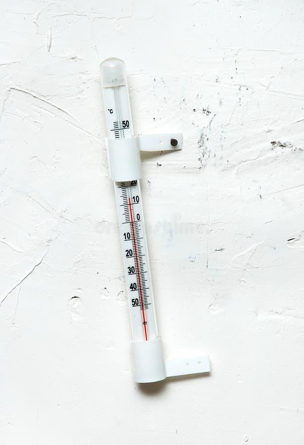 Download Termómetro foto de archivo. Imagen de clima, pared, fondo - 7275050