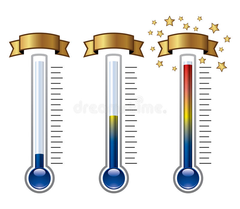 termómetros libre illustration