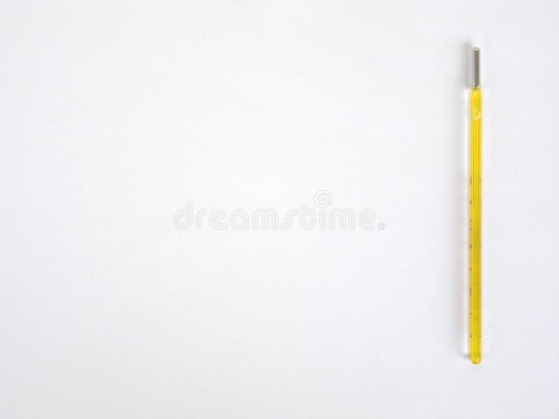 Download Termômetro foto de stock. Imagem de medicina, doença, doente - 103196