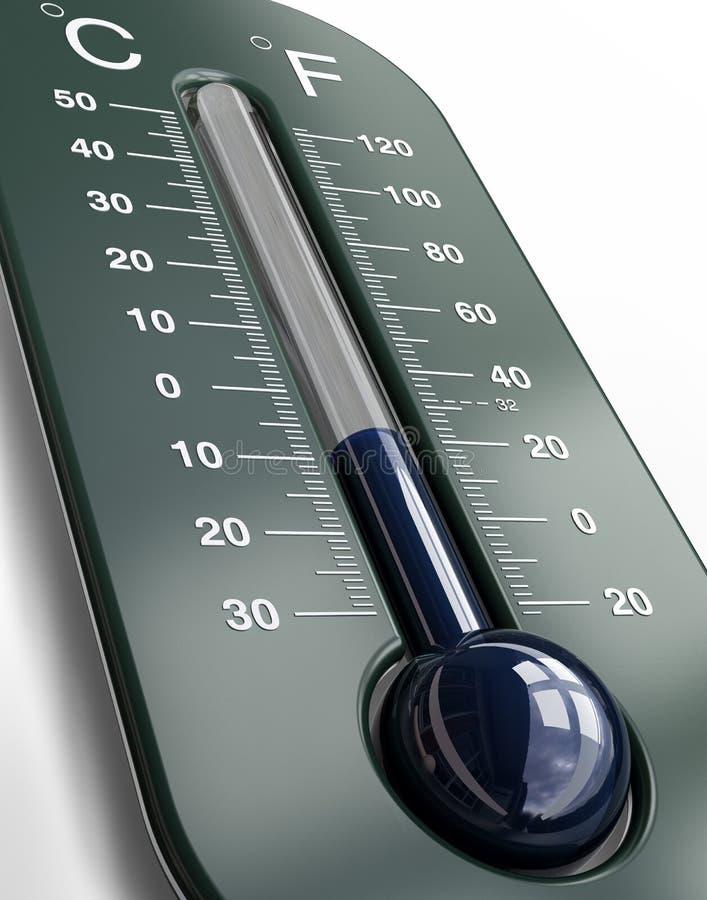 termômetro ilustração royalty free