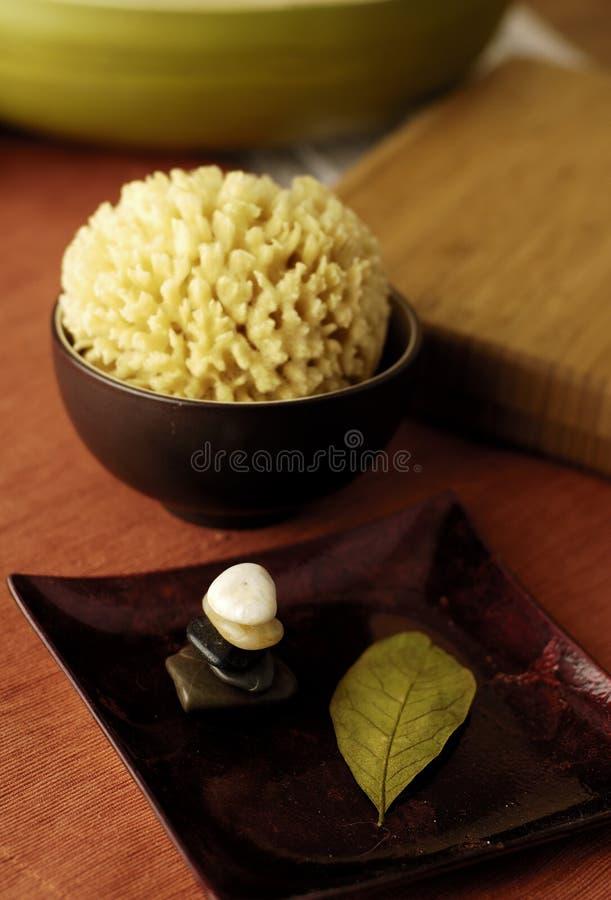 Termas do zen foto de stock royalty free