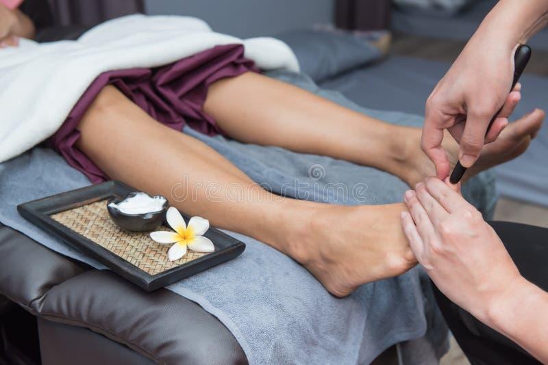 Termas e massagem tailandesa fotos de stock royalty free