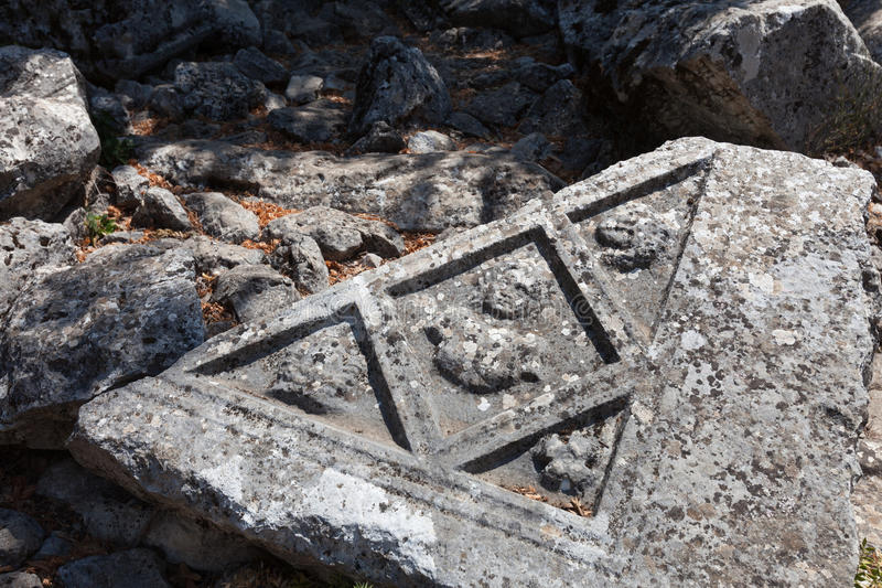 Termessos royalty free stock images