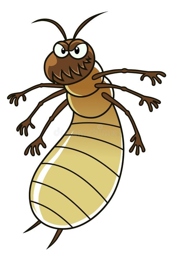 termiet vector illustratie