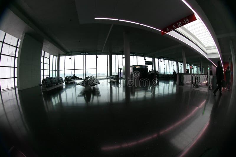 Terminal 1 foto de stock