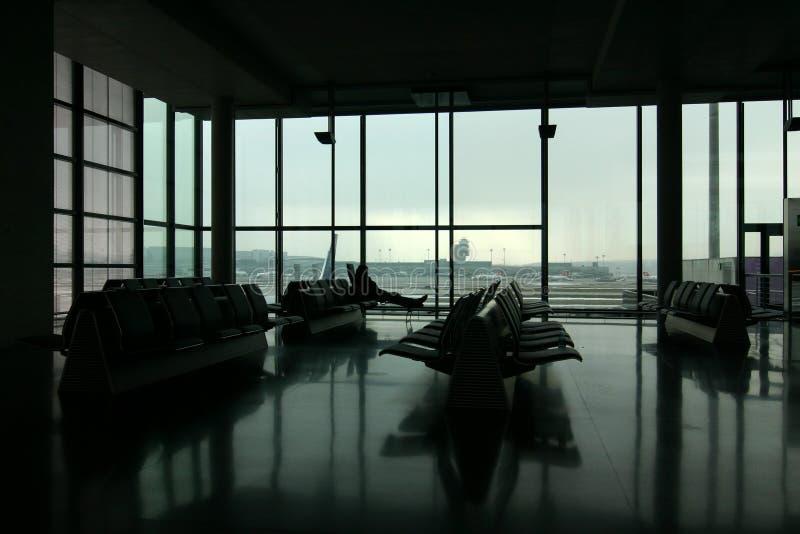 Terminal 2 royalty-vrije stock fotografie