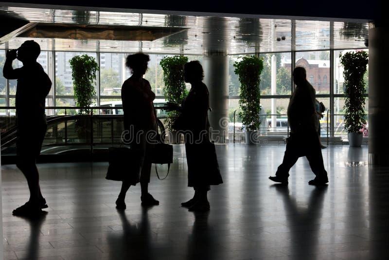 Terminal lizenzfreie stockfotografie
