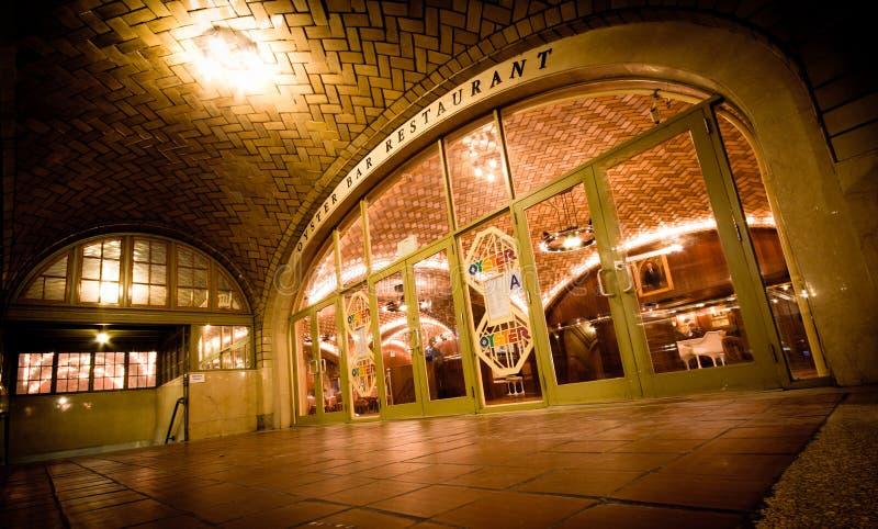 Terminal central grande da galeria do sussurro fotografia de stock royalty free
