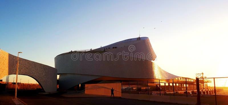 Terminal de croisière, Porto, PORTUGAL images stock