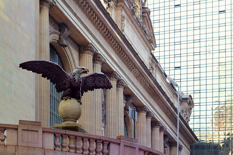 Terminal de Grand Central foto de stock