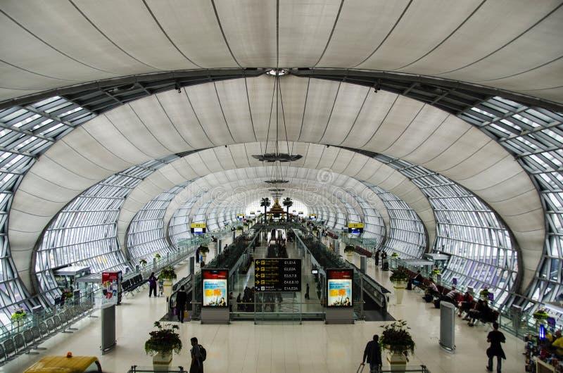 Terminale di aeroporto fotografia stock libera da diritti
