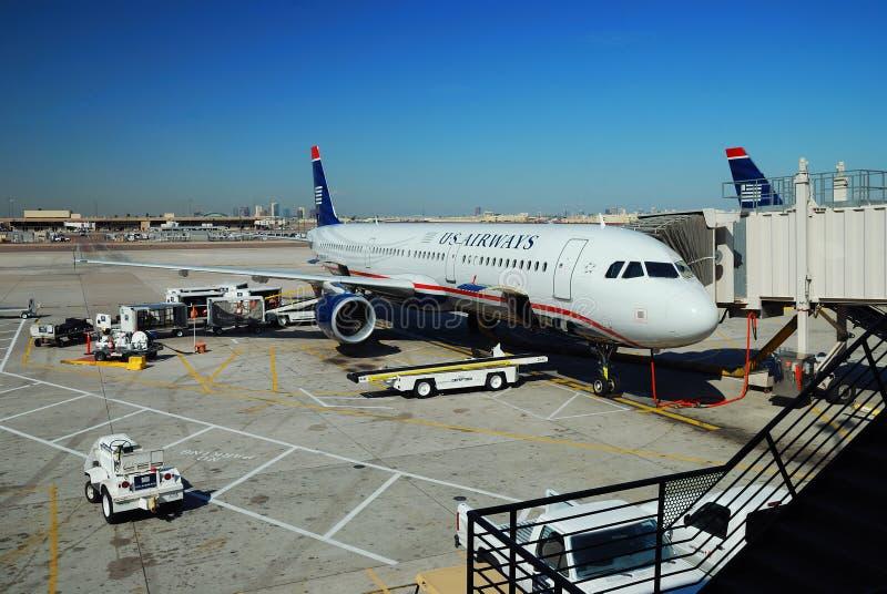 Terminale di aeroporto di Phoenix fotografie stock libere da diritti