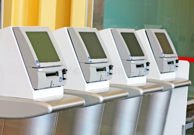 Terminals stock photos