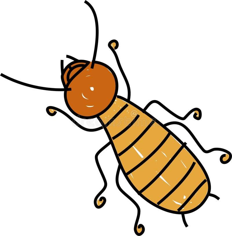 termit ilustracja wektor