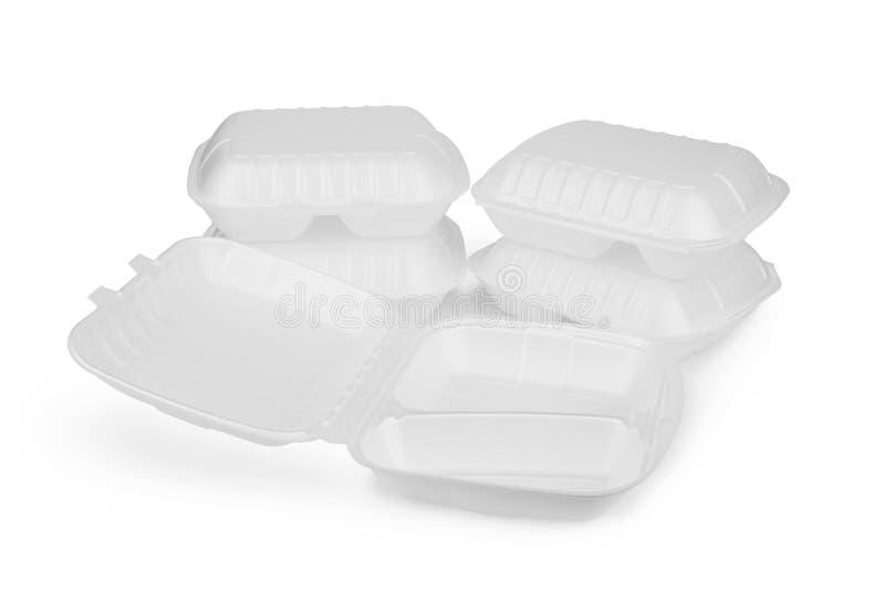 Termo scatola per alimento immagini stock