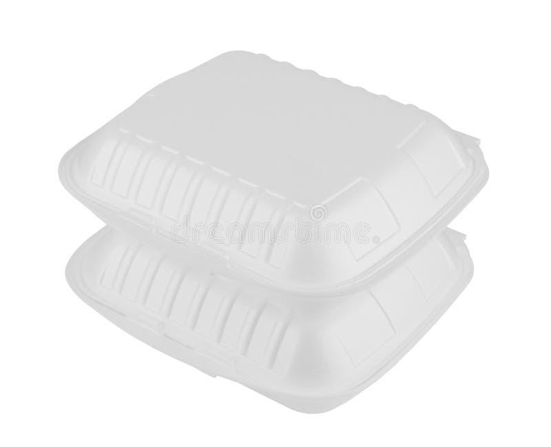 Termo scatola per alimento fotografie stock libere da diritti