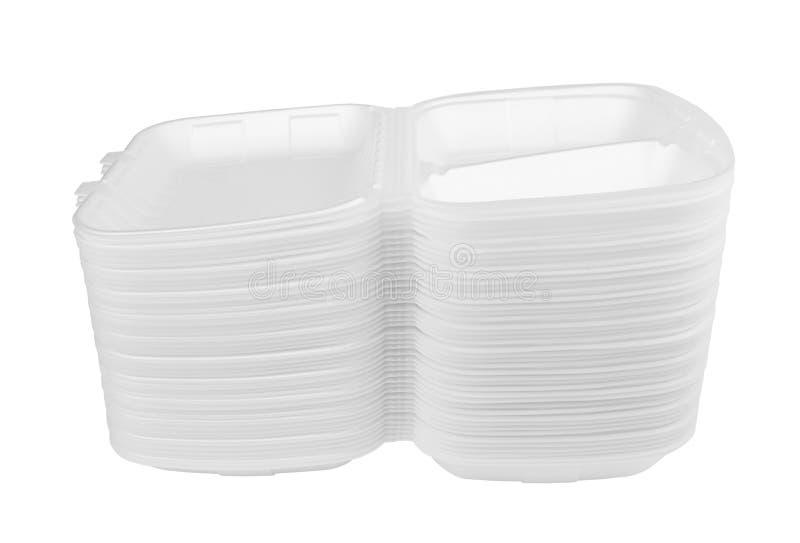 Termo scatola per alimento immagine stock