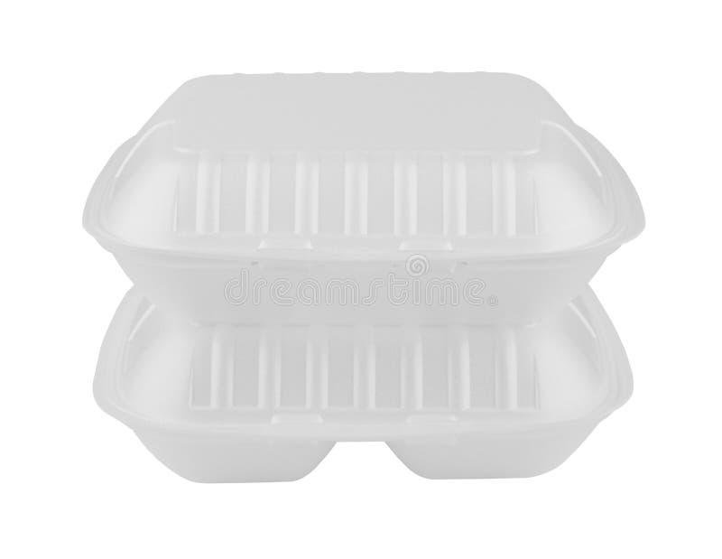 Termo scatola per alimento fotografia stock