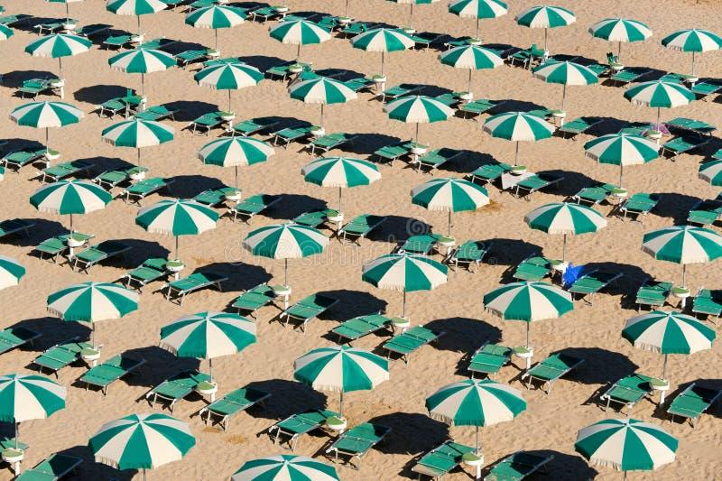 Termoli (Campobasso, Molise, Italy) - Beach stock images