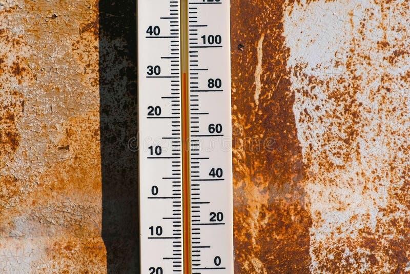 28 Termometer 30 Grader Foton Gratis och royaltyfria