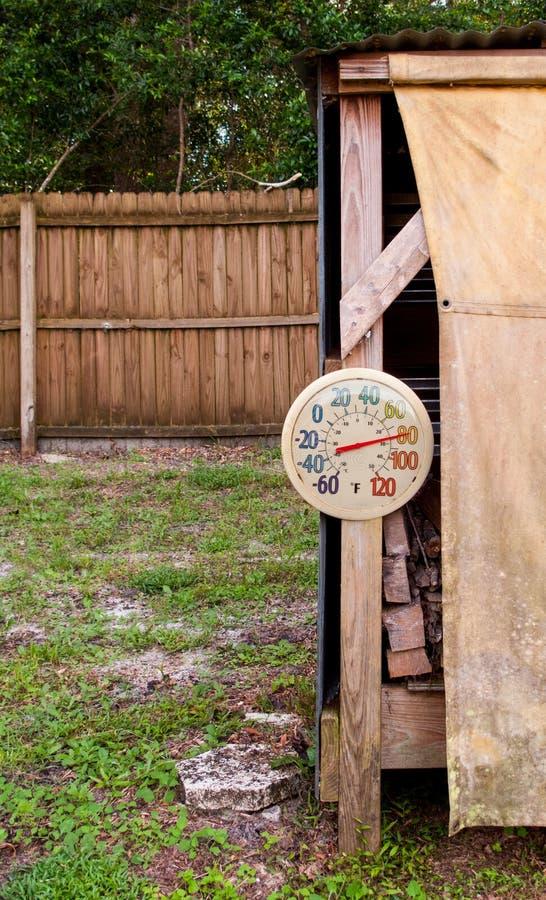 termometr obrazy stock