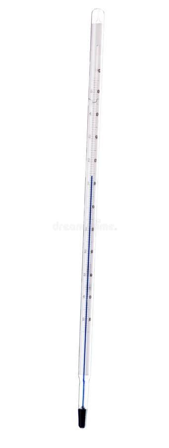 Termometro fotografia stock libera da diritti