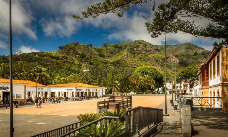 Teror - Gran Canaria royalty-vrije stock fotografie