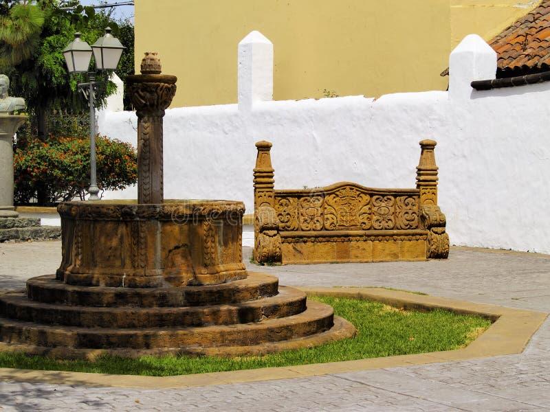 Teror, Gran Canaria lizenzfreie stockfotografie