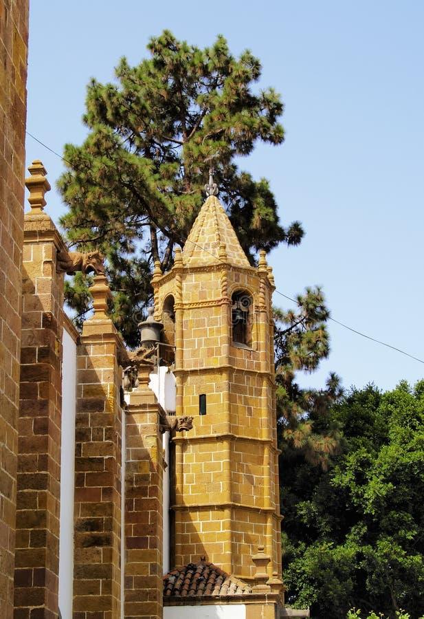 Teror, Gran Canaria lizenzfreies stockfoto
