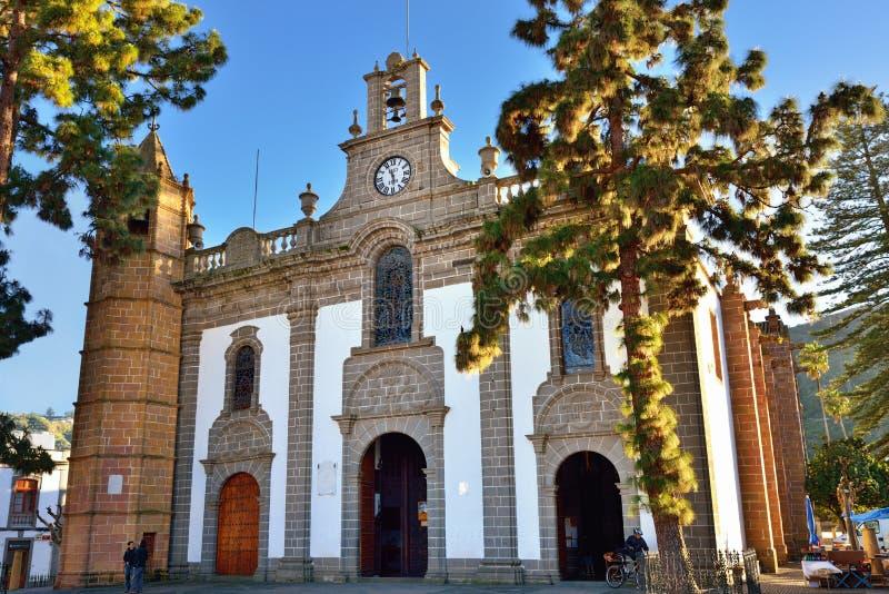 Teror, Gran Canaria royalty-vrije stock foto