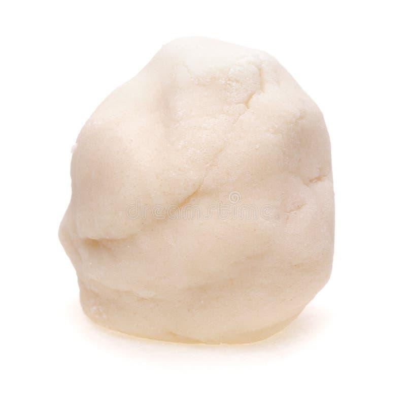 Terrón de la pasta salada imagen de archivo libre de regalías