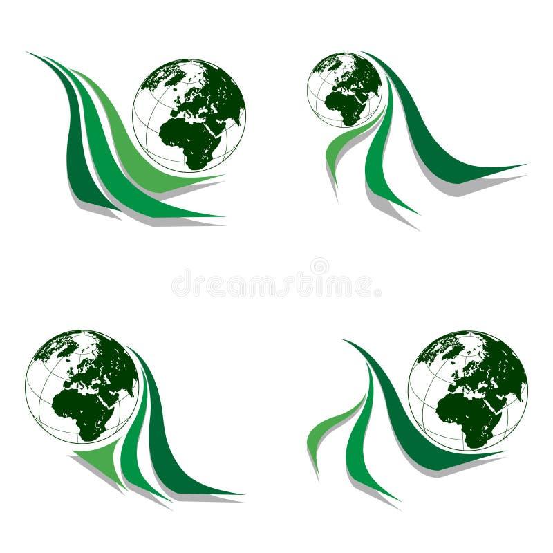 Terra ilustração royalty free