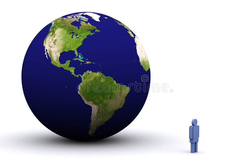 terra 3d royalty illustrazione gratis