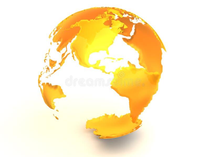 Terra royalty illustrazione gratis