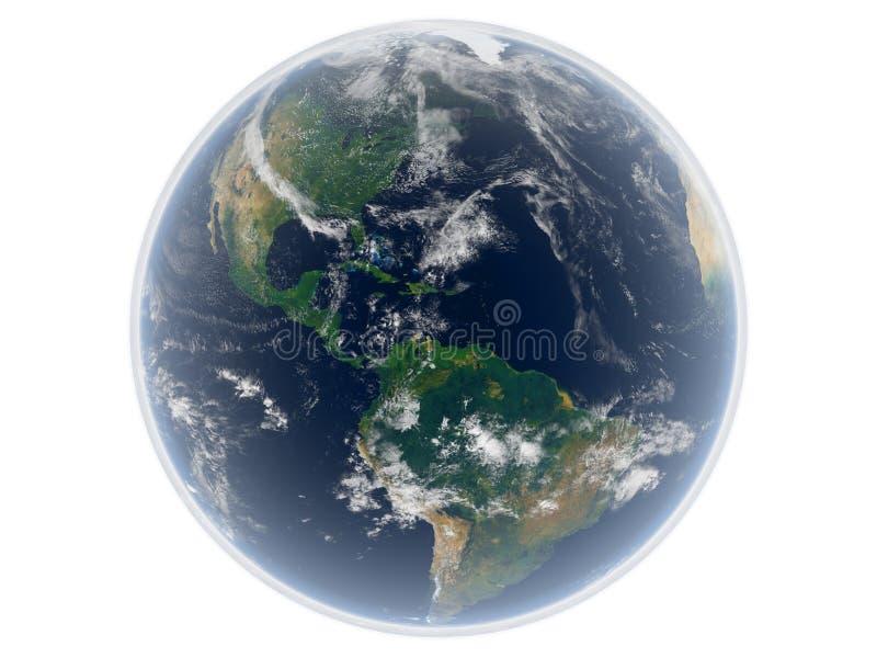 Terra illustrazione di stock