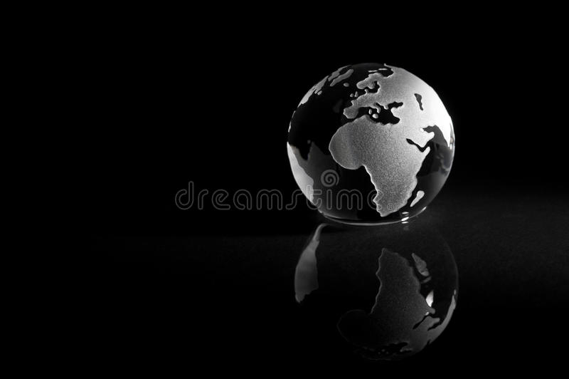 Terra astratta fotografie stock libere da diritti