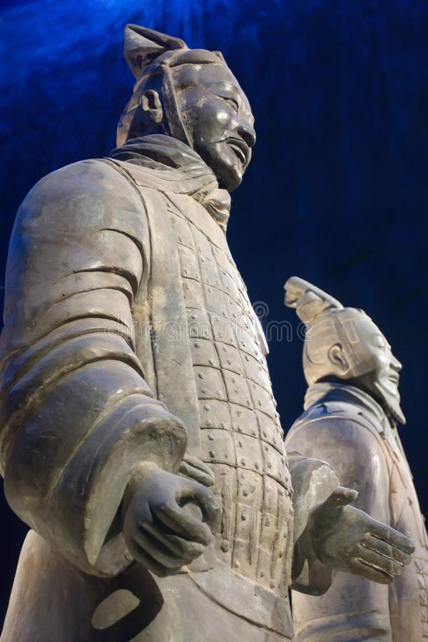 Download Terra cotta army stock image. Image of warrior, cotta - 11949401
