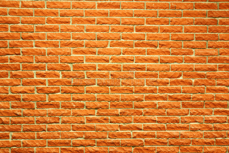 Download Terra cotta brick wall stock image. Image of cement, solid - 16172773