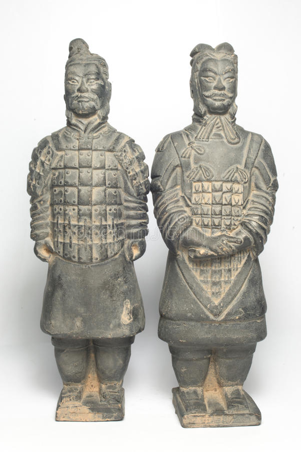 Download Terra Cotta Warriors stock image. Image of people, historical - 33334607