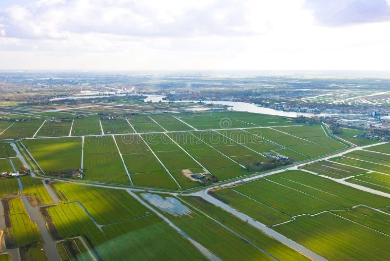 Terra da vista aérea fotos de stock