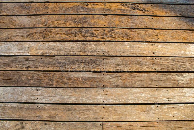 Terra di legno della parte posteriore di struttura dell'assicella immagine stock libera da diritti