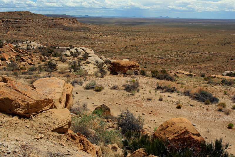 Terra do Hopi imagem de stock royalty free