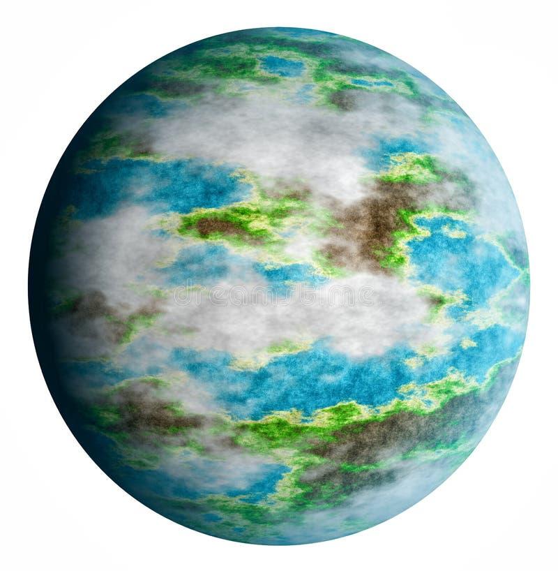 Terra do planeta imagem de stock royalty free