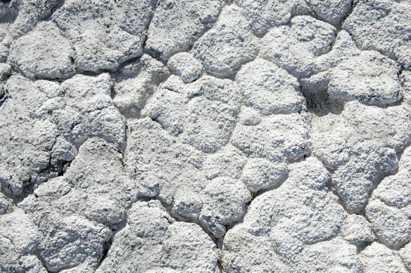 Terra incrinata, struttura incrinata immagine stock
