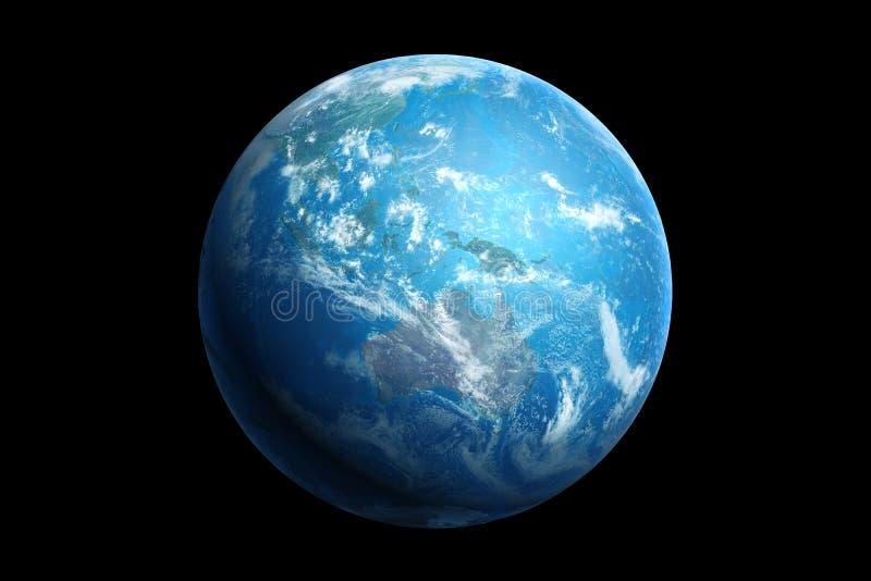 Terra: l'Australia immagini stock