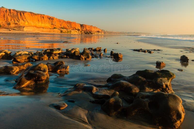 Terra Mar Beach arkivbild