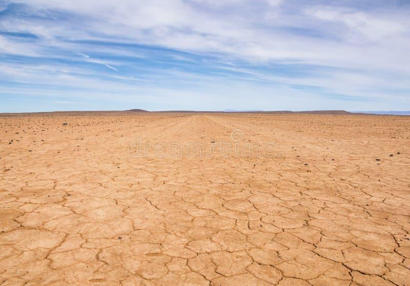 Download Terra rachada imagem de stock. Imagem de dryness, rachadura - 107528069