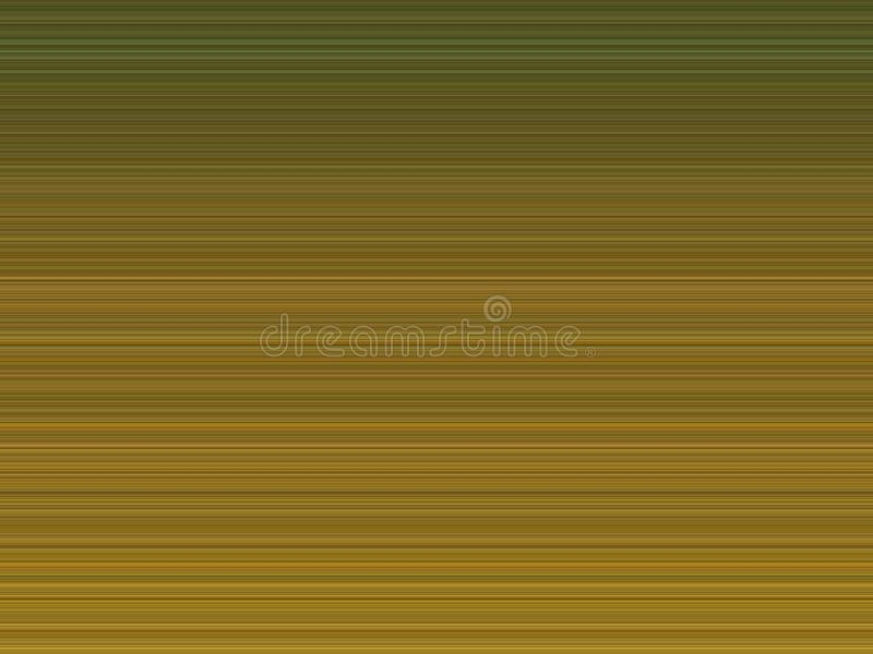 Terra Tone Thin Striped Background ilustração royalty free
