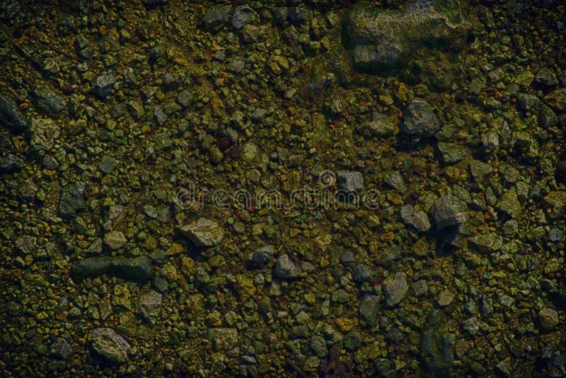 A terra ultra alaranjada gosta em Marte, textura da terra, superfície da areia, fundo de pedra fotos de stock royalty free